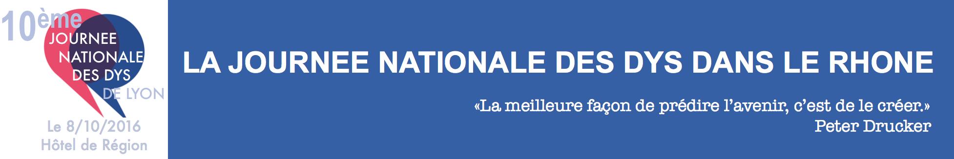 Journée nationale des dys Rhône